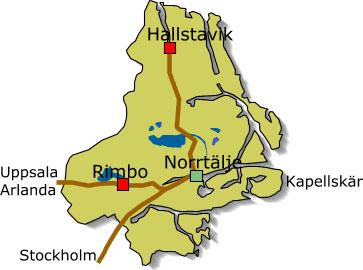 karta norrtälje kommun